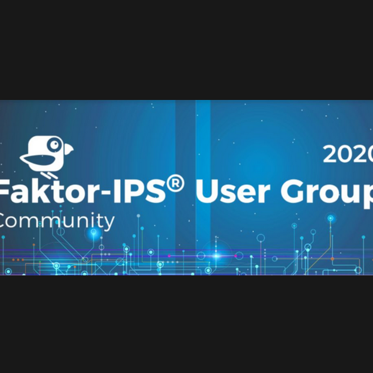 digitale Faktor-IPS User Group