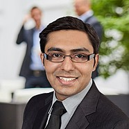 Business Portrait Shashank Jain